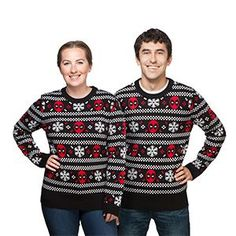 Got an Ugly Holiday Sweater party to go to, and nothing to wear? Pick up this ThinkGeek-exclusive Deadpool & Snowflakes sweater, and you'll be the belle of the Ugly Ball, just like Deadpool.