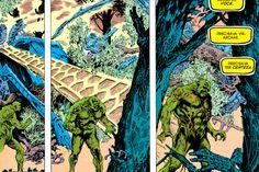 Crítica | A Saga do Monstro do Pântano: Era Alan Moore (Monstro do Pântano Vol.2 —