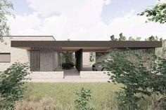 Modern Exterior, Exterior Design, Interior And Exterior, Home Building Design, Building A House, House Design, Shop Interior Design, Sustainable Design, Interior Design Living Room