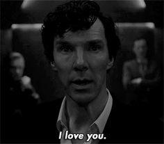 [GIF] SHERLOCK ~ Season 4 trailer. Benedict Cumberbatch.