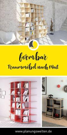 Bücherregale Von Form.bar