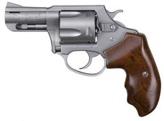 Charter Arms and Lew Horton Team Up for the Backpacker Revolver