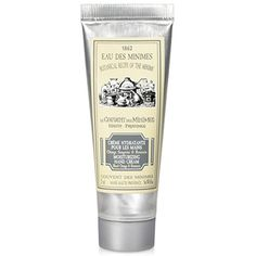 Le Couvent des Minimes - Botanical Recipe of The Minims Moisturizing Hand Cream * Check out the image by visiting the link. (This is an affiliate link and I receive a commission for the sales) #FootHandCare