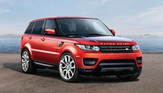 2015 Range Rover Sport SE in Chile Red