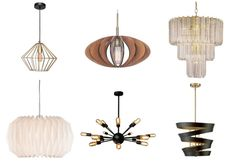 Statement Light Fixtures for Every Budget - Scott McGillivray Scott Mcgillivray, Light Decorations, Mood Boards, Palm Trees, Light Up, Light Fixtures, My Design, Chandelier, Yard