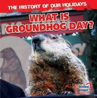 Cover Image of What is Groundhog Day?