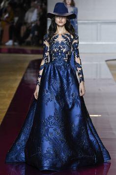 Zuhair Murad Haute Couture Fall 2017 Collection. #runway #fashion #zuhairmurad…