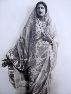 Amrit Kaur - daughter of Jagatjit Singh and Rani of Mandi