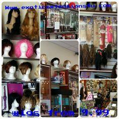 Exotic hair supply