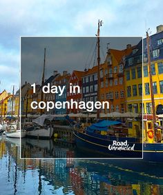 1 Day in Copenhagen, Denmark: 8 Things to See Copenhagen Travel, Copenhagen Denmark, Places To Travel, Travel Destinations, Denmark Destinations, Travel Europe, Travel Around The World, Around The Worlds, Adventures Abroad