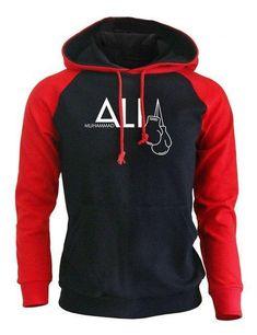 436b3354853 Men s Sportswear Harajuku 2017 Novelty Hoodies Men Print Muhammad Ali  Fashion Streetwear Punk Sweatshirt Tracksuit Kpop Clothing