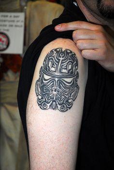 tattoo stormtrooper Star wars