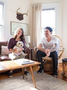 Justin and Madison's Character-Filled Collector Style in Boston — House Tour