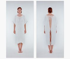 hospital gown - Google Search