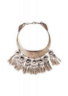 Vintage Tribal Collar Necklace - Tribal Necklace | Pam & Gela