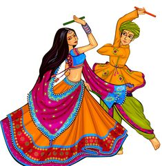 Bhangra dance art the traditional dance of Punjab India Saree Painting Designs, Fabric Paint Designs, Rajasthani Painting, Rajasthani Art, Madhubani Art, Madhubani Painting, Kalamkari Painting, Dance Paintings, Indian Art Paintings