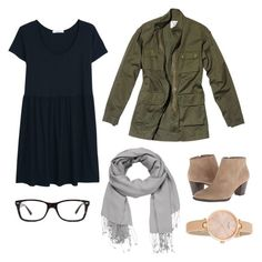 """""""Fall Concert 2"""" by craycray-975 on Polyvore featuring MANGO, Nili Lotan, Kate Spade, maurices and Ray-Ban"""