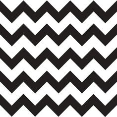 Time to make some scarves!Black Chevron on White Cotton Jersey Blend Knit Fabric