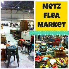 European Market Junkie: Metz Flea Market