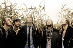 Green River Ordinance - Pretty Great Music. Thanks @Liz Gage for introducing me to them.