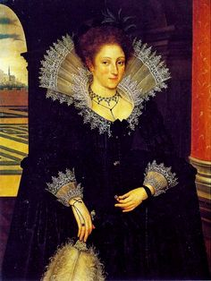 Reinette: English Portraits from 1540-1630. Agnes Fermor,1611