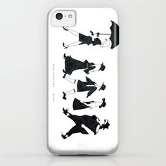 Wear something... black. ( American Horror Story ) iPhone & iPod Case