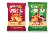 Kettle Brand, beloved for its extra crunchy and boldly flavored kettle-cooked potato chips, is expanding its expertise to a new crop of root vegetables.