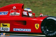 In de voetsporen van vader Jean bij Ferrari - GPUpdate.net