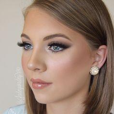 Inspiración para maquillaje de novia. Próximo curso-> leer en el post.