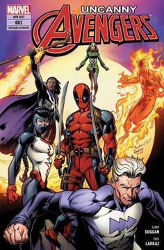 Uncanny Avengers 3 - 3/5 Sternen - DeepGround Magazine