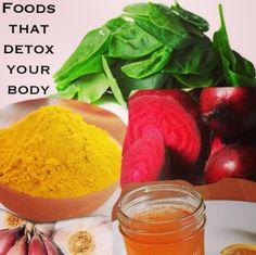 Detox food @ Rens Kroes