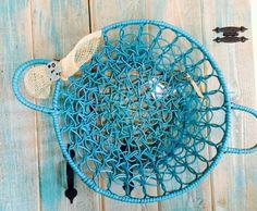 Jazzed up basket