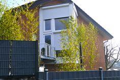 #sichtschutzmatte #haus Entspannter Wohnen. Macht Haus und Garten schöner.