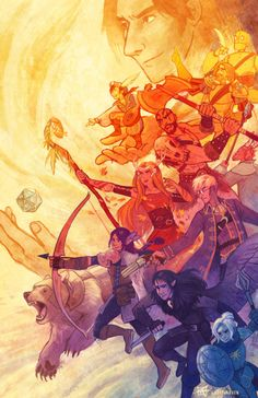 Image result for victor ner hand critical role