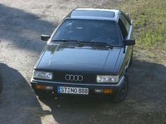 Audi Coupe GT Audi Quattro, Audi Gt, Classic Cars, 4 Life, German, Vans, Trucks, Vehicles, Sled
