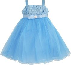 Girls Dress Blue Pageant Full Length Wedding Sundress Size 5 Children Clothes Sunny Fashion,http://www.amazon.com/dp/B00960TKPG/ref=cm_sw_r_pi_dp_SoN7qb1FXX0CBMDR