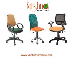 Office sliding chairs