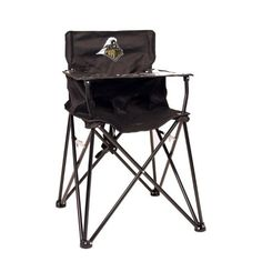 PURDUE BOILERMAKERS NCAA ULTIMATE TRAVEL CHILD HIGH CHAIR