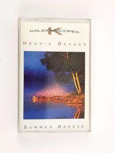 Hennie Bekker Summer Breeze Music Cassette Tape Instrumental Kaleidoscope 1993 Cassette Tape, Summer Breeze, Instrumental, Music, Books, Musica, Musik, Libros, Book