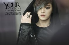 Jaejoong First Solo Concert Sold Out, Longest Record of Server Down