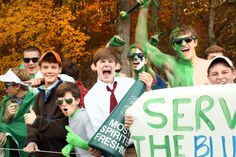 Last Saturday, the Greenies took home the Fayssoux-Arbogast Trophy after driving home a victory of 45-25 at the 87th Game at Asheville School.   http://www.christschool.org/cf_news/view.cfm?newsID=429