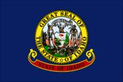 Idaho State Flag - 4' x 6' - 4' x 6' State Flags - PriorService.com