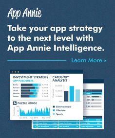 App Annie Intelligence - Market Data Reports in Global App Stores