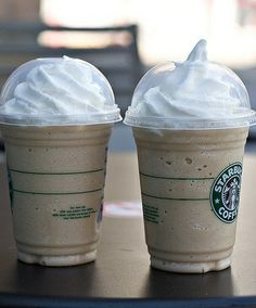 Chocolate Cream Frappuccino Chocolate Syrup and Chocolate Flavoring make this blended beverage a sinful treat.