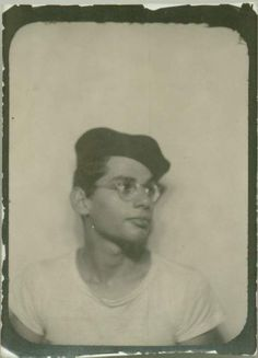 Young Ginsberg - the letters of Jack Kerouac & Allen Ginsberg    http://5magazine.wordpress.com/2010/07/22/the-letters-of-jack-kerouac-allen-ginsberg/