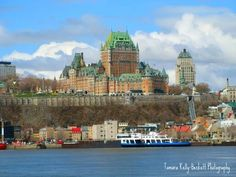 chateau frontenac, quebec city, quebec would like to go back just beautiful