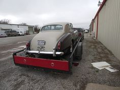 1965 Rolls Royce Silver Cloud - Finished up with the rust spots, got them cut out and replaced. We were happy to work on a Rolls! If you need your car restored, contact us @: http://www.texomaclassics.com