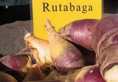 Le rutabaga, naturellement bon pour l'organisme !