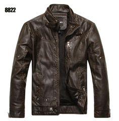 Motorcycle leather jackets men ,men's leather jacket
