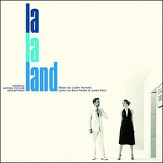La La Land: Original Motion Picture Soundtrack Various Artists Colored Vinyl LP December 16 2016 Pre-order